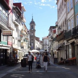 Memórias em Trânsito: Rua de São Marcos, Braga