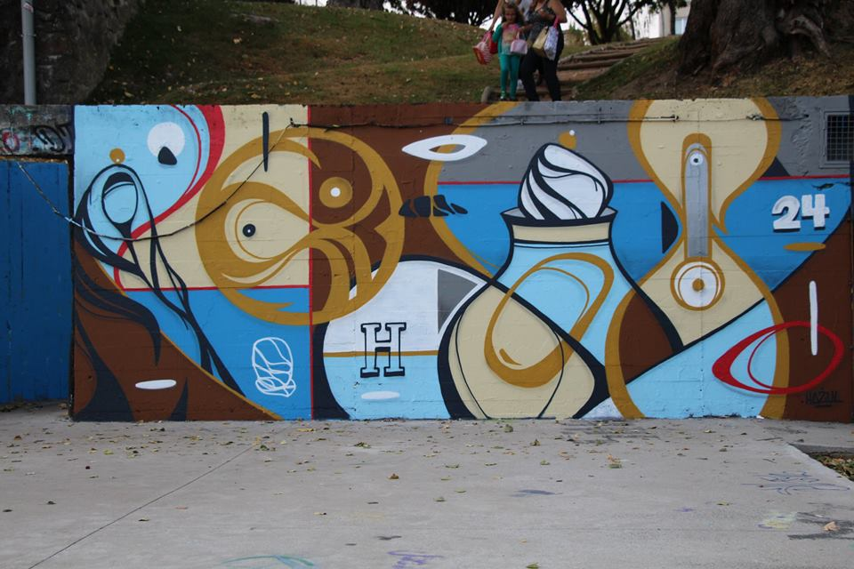 <h4>Hazul Luzah</h4><p>Hazul Luzah, Parque Radical, Braga</p>