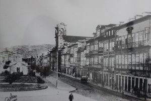 Memories and images of traditional commerce in Braga