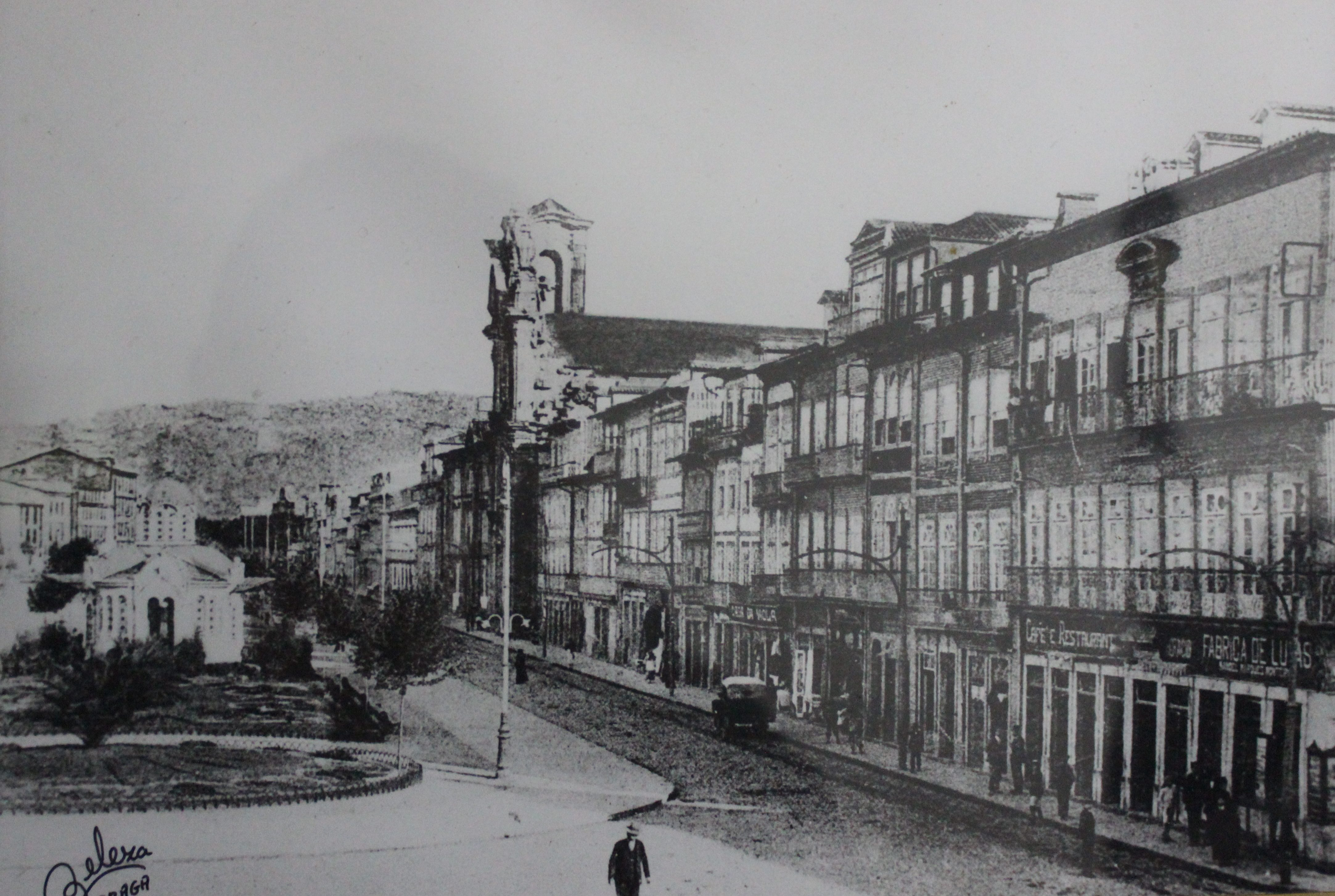 Pereira das Violas - Foto antiga