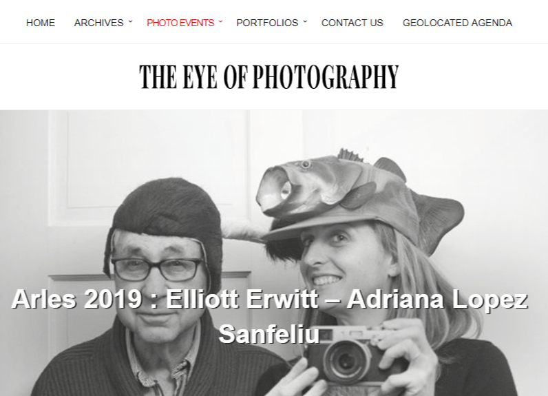 <h4>The Eye of Photography - Photography Art news and events</h4><p></p>