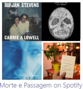 A Morte e A Passagem em Música