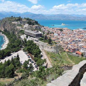 O Projeto Xenia e a inocência do verão Grego