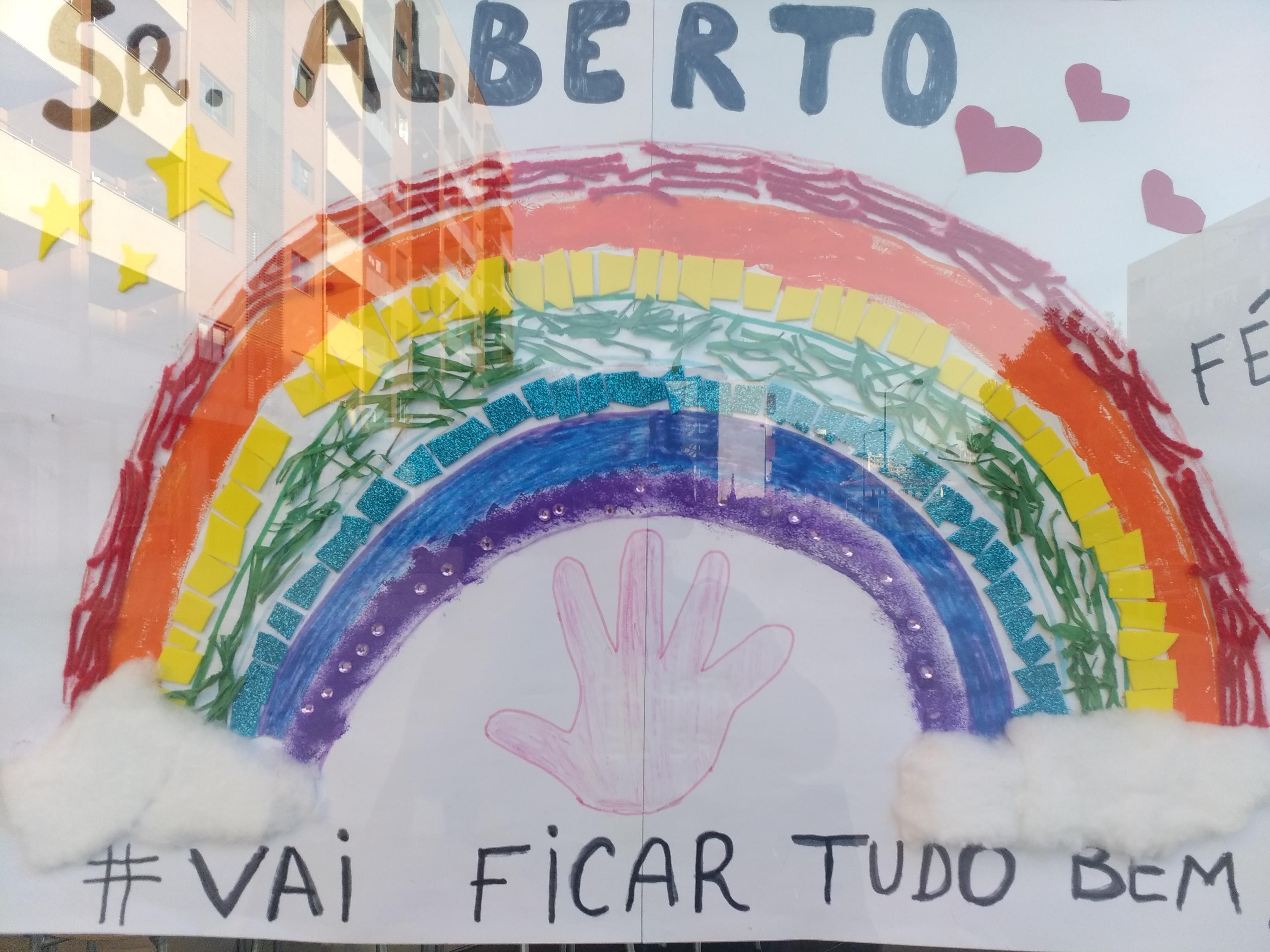 <h4></h4><p>Fé, Senhor Alberto #vaificartudobem</p>