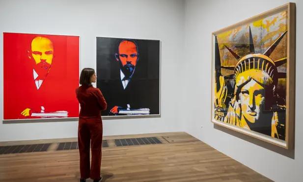<h4>Tate Modern - Warhol</h4><p></p>