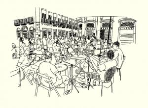 Cartografia Musical de Rua do Centro do Rio de Janeiro