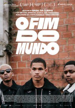 <h4>Cartaz Filme - O Fim do Mundo</h4><p></p>