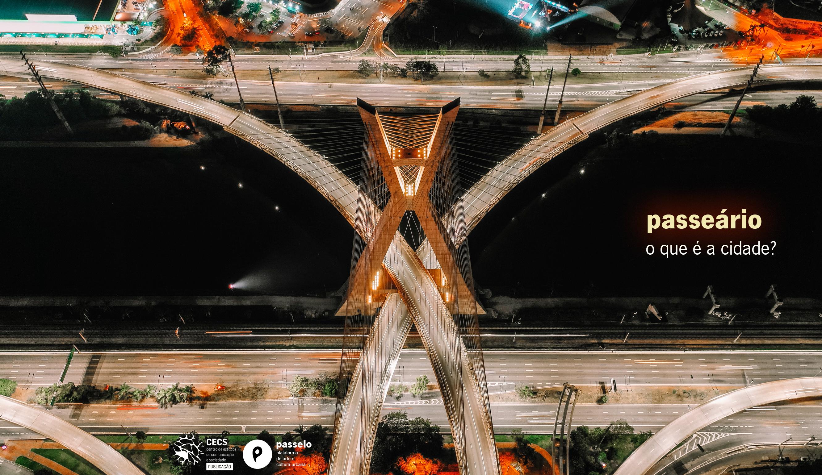 Passeário | Imagem de Sergio Souza retirada do Unsplash. Designer gráfico por Thatiana Veronez