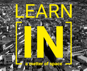 LEARN-IN: a matter of space