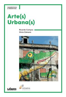 <h4>Capa do Livro | Arte(s) Urbana(s)</h4><p></p>