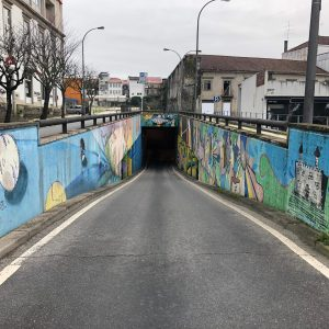 Visual flânerie around the city of Braga: A proposal for graffiti semiotic analysis