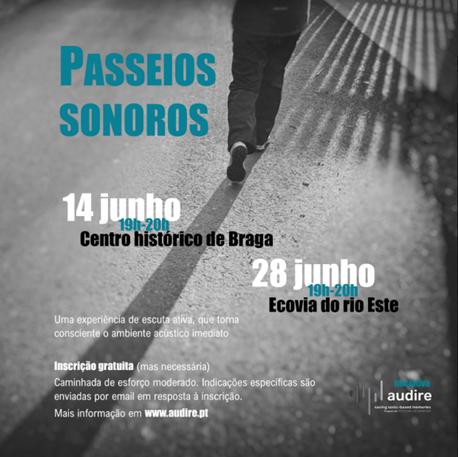 <h4>Passeios Sonoros</h4><p></p>