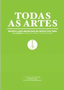 Todas as Artes | New Issue